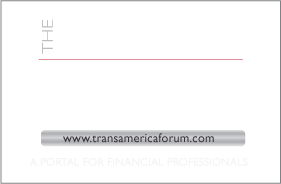 Click here to visit The Transamerica Forum website